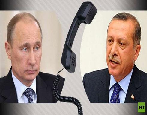 بوتين وأردوغان يعربان عن قلقهما بشأن قرار ترامب الاعتراف بالقدس عاصمة لإسرائيل