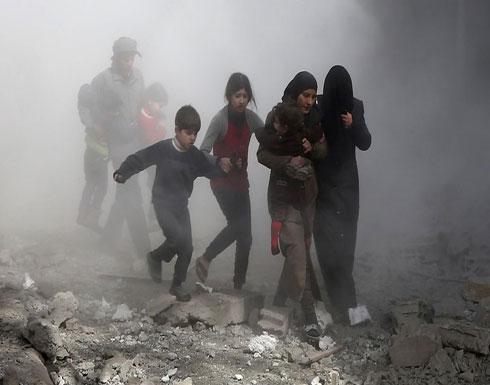 """أمل في """"السراديب"""".. تعرّف دور نساء الغوطة بخضم المأساة"""