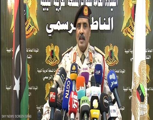 الجيش الليبي يعد بإنهاء المعركة في قلب طرابلس
