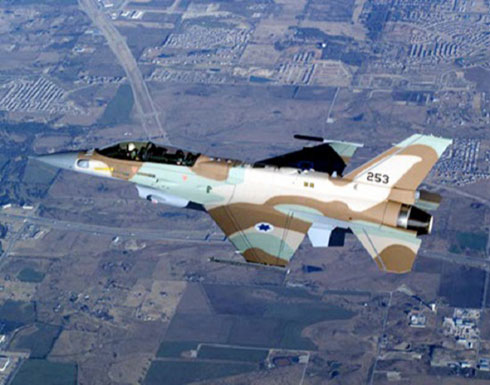 طيران حربي اسرائيلي فوق بيروت لساعتين الجمعة