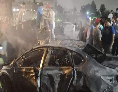 مصر: حادث معهد الأورام عمل إرهابي نفذته حركة إخوانية..(فيديو)