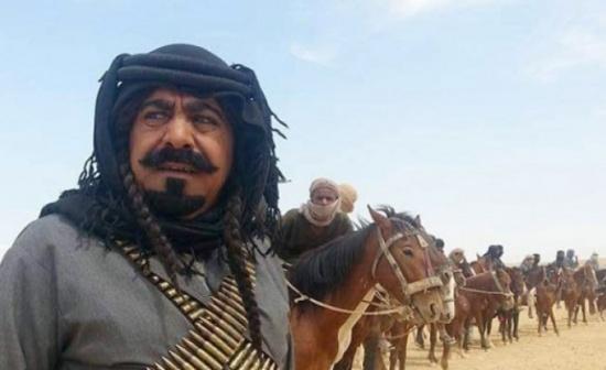 وفاة الفنان الأردني محمد الختوم العبادي