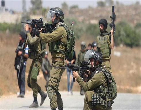 إصابة أكثر من عشرة فلسطينيين في مواجهات بقرية النبي صالح شمال رام الله