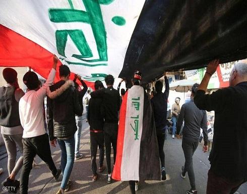 العراق.. تظاهرات مناهضة للأحزاب في بغداد والبصرة