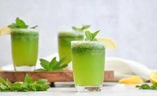 يقيك من فقر الدم.. إليك أبرز فوائد عصير الليمون بالنعناع