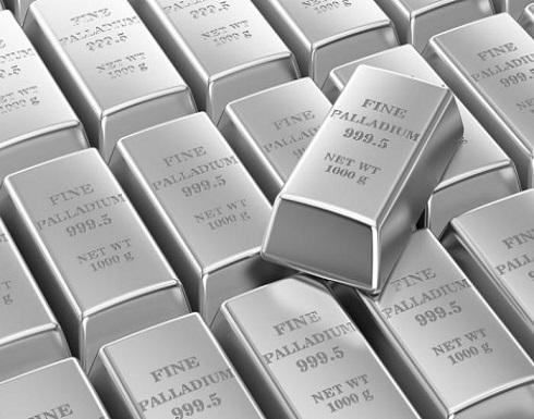 المعركة بين الذهب والبلاديوم تتواصل