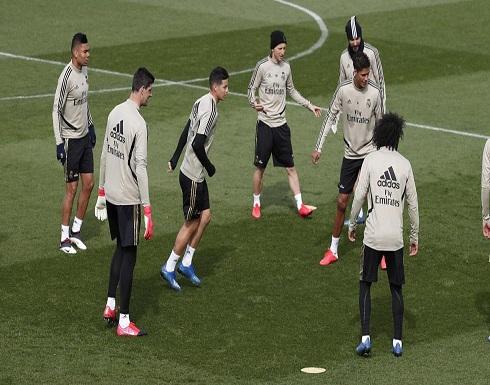 ريال مدريد يُنهي مرحلة الحجر الصحي