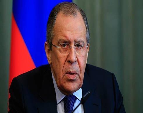 لافروف: الولايات المتحدة تخطط للبقاء في سوريا للأبد