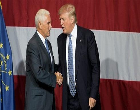 ترامب يتشاور مع مساعد بنس لتولي منصب كبير موظفي البيت الأبيض