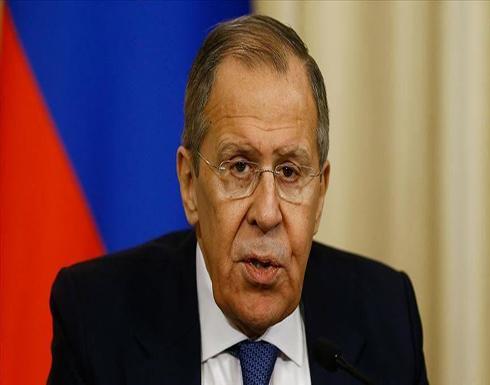 لافروف: العمل مع تركيا في تقدم مستمر بإدلب