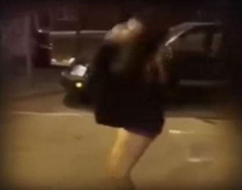 بالفيديو...حلا الترك  تصدم متابعيها برقصة غريبة مع صديقيها في رمضان