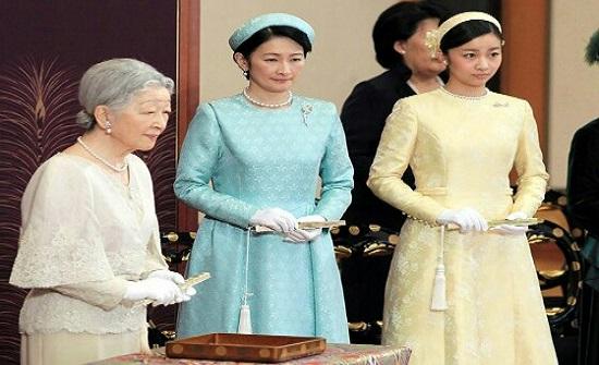 الأميرة اليابانية كاكو تفاجئ معجبيها بمواصفات فارس أحلامها