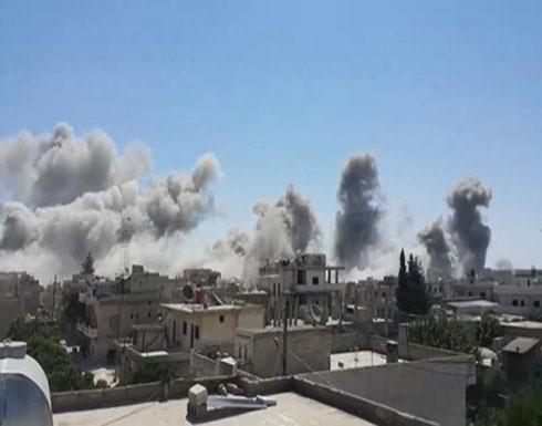 روسيا تعلن وقفاً لإطلاق النار في إدلب اعتباراً من السبت