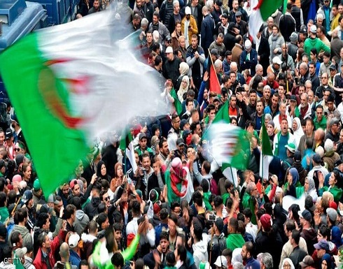 الجزائر.. احتجاجات بعد تنصيب الرئيس الجديد