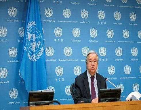 أمين عام الأمم المتحدة يدعو لضبط النفس وتفادي التصعيد بعد اغتيال العالم الإيراني