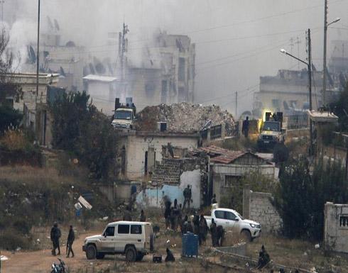 هجوم مضاد للمعارضة بحلب لوقف زحف النظام