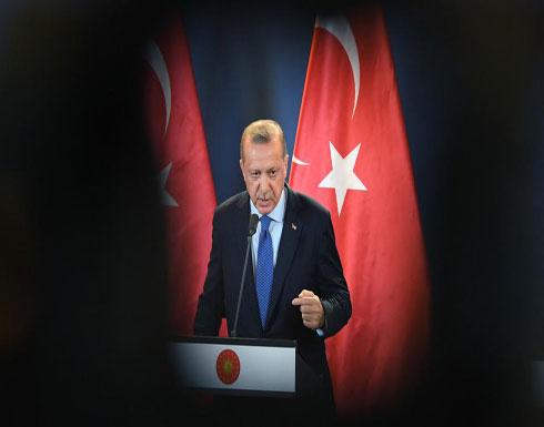 """أردوغان: خنادق """"وحدات الحماية"""" في منبج ستكون قبوراً لهم"""