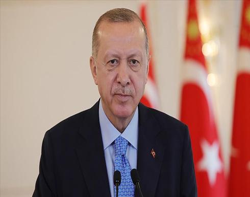 أردوغان لنظيره الأوكراني: معا سنناضل من أجل أصدقائنا حول العالم