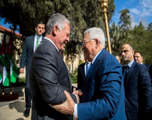 عباس يدين حادث جرش الإجرامي ويؤكد الوقوف إلى جانب الأردن