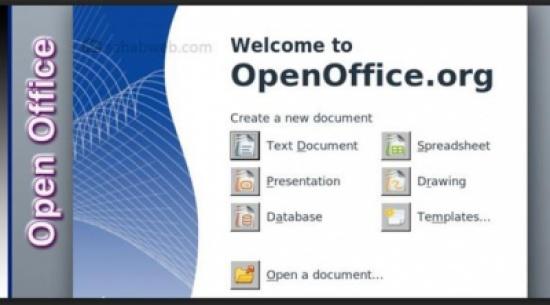 """تحديث لحزمة البرامج المكتبية """"أوبن أوفيس"""" المجانية"""