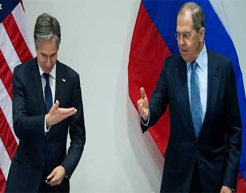 لافروف: مواضيع القمة الروسية الأمريكية يحددها بوتين وبايدن