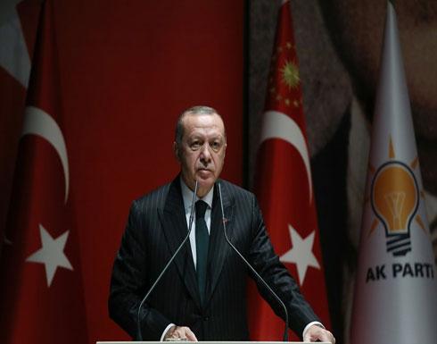 أردوغان يعلن أسماء مرشحي البلديات ويؤجل إسطنبول