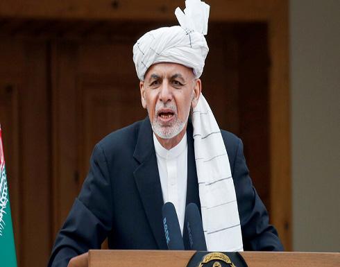 """الرئيس الأفغاني: لن تحقق """"طالبان"""" حلمها بتشكيل حكومة انتقالية ما حييت"""