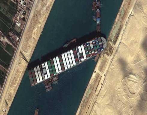 محام: جنوح سفينة إيفر غيفن كان خطأ قناة السويس