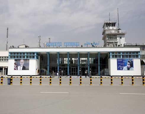 """تحصين مطار كابل بالمضادات الجوية تحسبا لاستهدافه من قبل """"طالبان"""""""