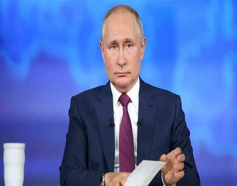 بوتين: السلام كان شعار زيلينسكي قبل الانتخابات وهي وعود كاذبة.. أوكرانيا أفقر دول أوروبا