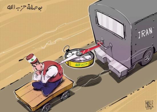 بوصلة حزب الله