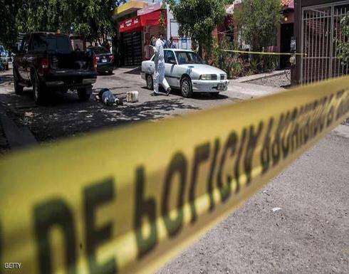 المكسيك : 6 رؤوس مقطوعة على قارعة الطريق