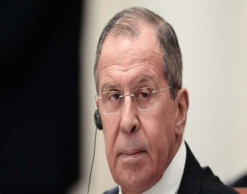 لافروف: روسيا تدعو تركيا للالتزام الصارم باتفاقات سوتشي حول إدلب