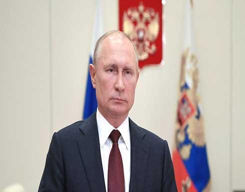 بوتين ناقش العلاقات مع بكين مع عضو بالمكتب السياسي للحزب الشيوعي