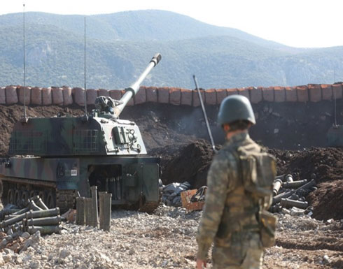 حصيلة جديدة لأعداد القتلى في العملية التركية في عفرين