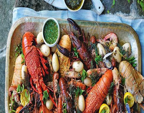 تناولوا المأكولات البحرية بانتظام يعوّض عن نقص العناصر الدقيقة المفيدة في الجسم
