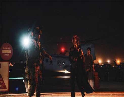 """البنتاغون و""""طالبان"""" يعترفان بإطلاق النار لتفريق الحشود في مطار كابل"""
