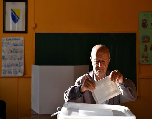 بدء الانتخابات التشريعية والفيدرالية في البوسنة