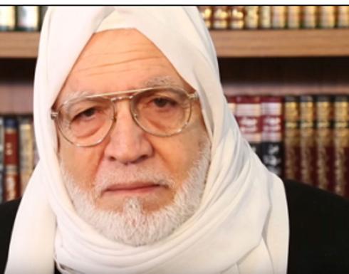 بالفيديو : الشيخ الرفاعي يوجه كلمة للصامدين حلب
