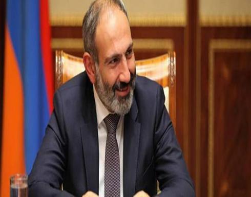 رئيس وزراء أرمينيا زار المنطقة المُتناع عليها مع أذربيجان