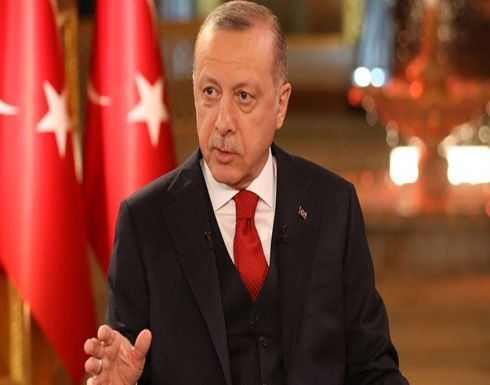 أردوغان: ننتظر دعم السفراء الأوروبيين لصفحة جديدة في العلاقات