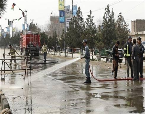 مقتل 10 مسلحين جنوب أفغانستان