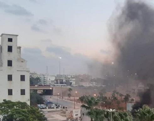 منظمة حقوقية: اعتقالات عشوائية لمحتجين بمدينة خاضعة لحفتر