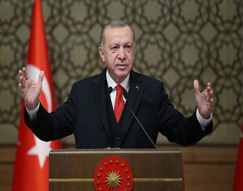 """أردوغان يهاجم إمام أوغلو بعد """"تتريك القرآن"""" بحفل ديني"""