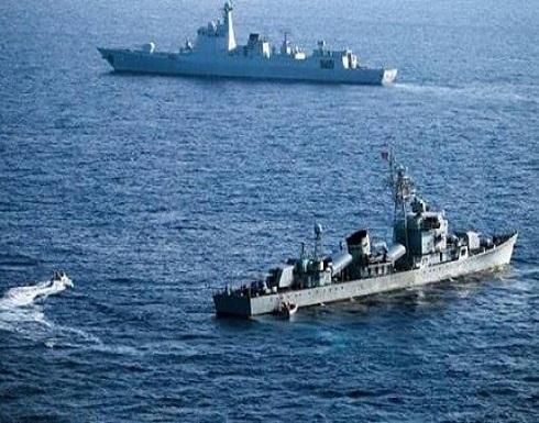 تحرك عسكري ياباني في بحر الصين.. وترقب لرد بكين