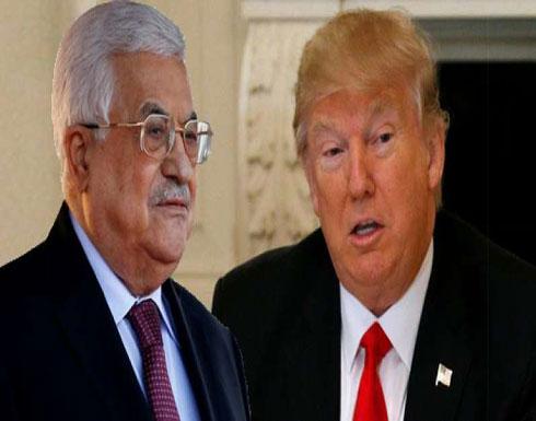 ترامب يبلغ عباس نيته نقل السفارة الى القدس