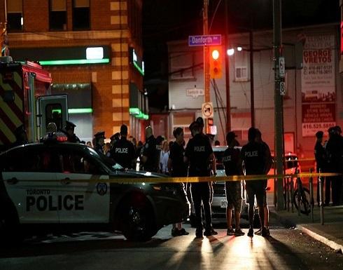 7 مصابين بإطلاق نار في كندا