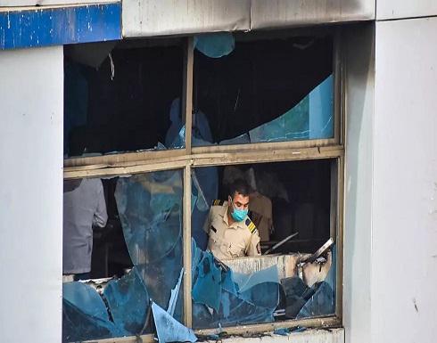 مصرع 13 مصابا بكورونا في حريق والمستشفيات تعمل بأقصى طاقتها في الهند