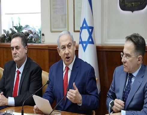 مصدر فلسطيني : إسرائيل تنجز اتفاق وقف إطلاق النار على مبدأ التهدئة مقابل التهدئة
