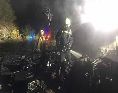 ارتفاع ضحايا الطائرة العسكرية الأوكرانية المنكوبة إلى 26